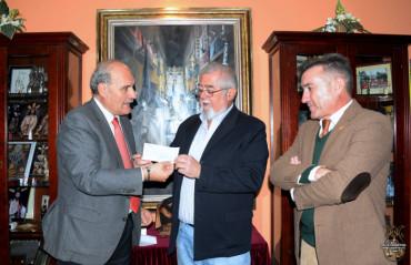 Manos Unidas ya dispone del donativo entregado por la Junta Permanente del Consejo Local