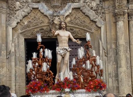 La imagen del Resucitado presidirá el Pontifical en la Catedral el Domingo de Resurrección
