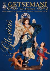 Getsemaní Glorias 2014 Consejo Hermandades y Cofrdías de Cádz