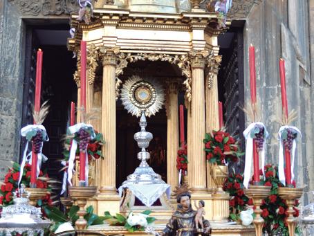 Disponible la revista Getsemaní Glorias 2018
