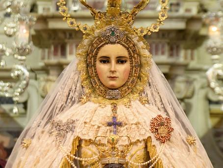El Consejo de Hermandades muestra su apoyo a que la Virgen del Rosario mantenga la Medalla de Oro de