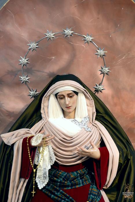 Nstra Sra de la Esperanza - Nazareno del Amor