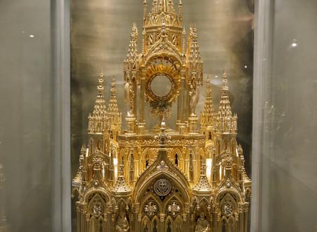 El Corpus se celebrará en la Catedral de Cádiz con Pontifical y Procesión Claustral