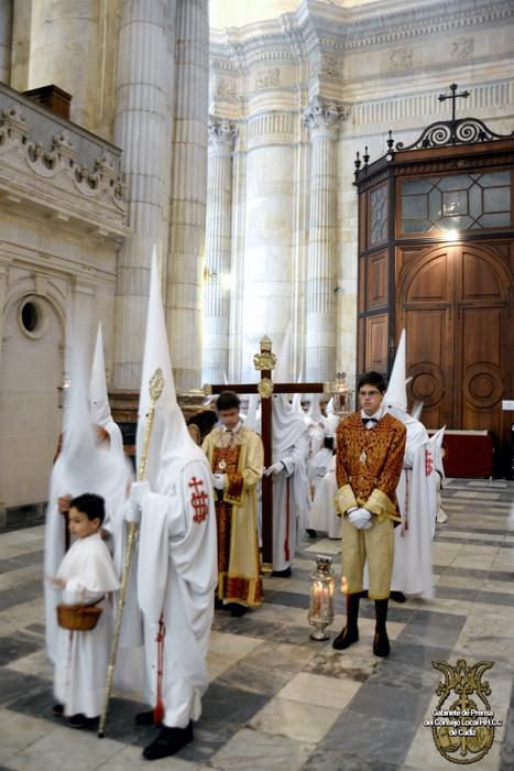 Nazarenos Sagrada Cena