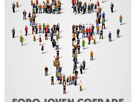 Celebración del 'I Foro Joven Cofrade', en colaboración con la Fundación Cajasol