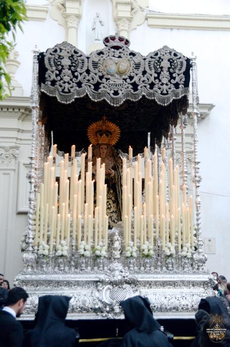 Nstra Sra de la Soledad - Vera Cruz Palio
