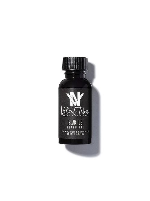 Velvet Noir Black Ice Beard Oil