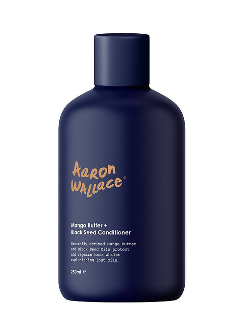 Aaron Wallace Mango Butter + Black Seed Conditioner