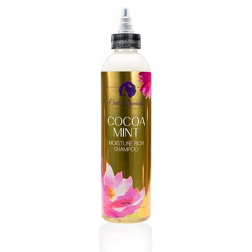 Curls Dynasty Cocoa Mint Moisture Rich Shampoo