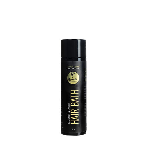 Curls Cashmere + Caviar Hair Bath (Activated Charcoal)