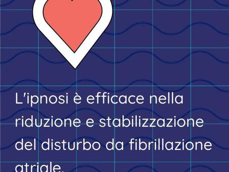Ipnosi per la fibrillazione atriale