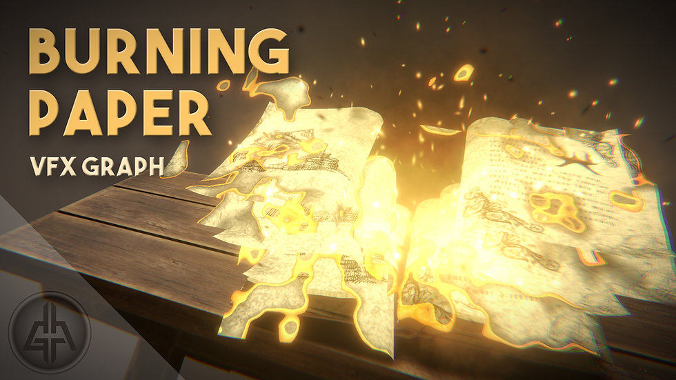 The Burning Paper Effect - Project