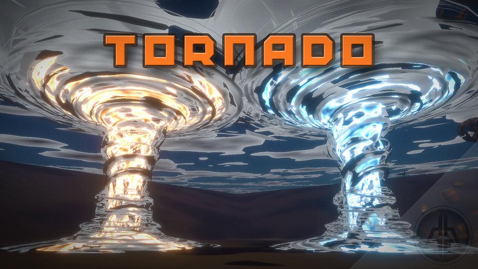 Shader Graph - Tornado - Project