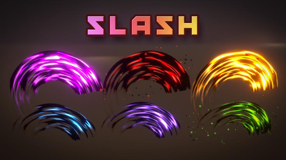 Shader Graph - Slash - Project