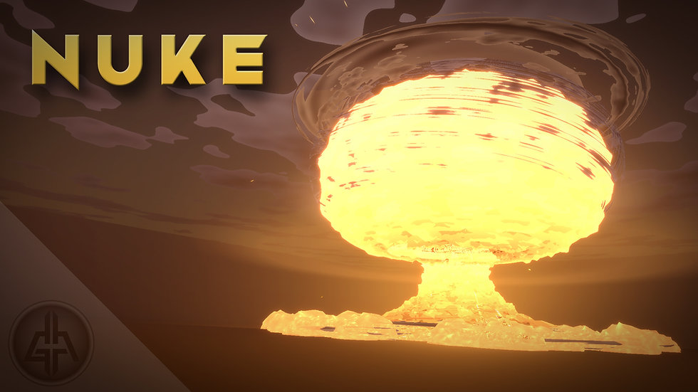Shader Graph - Nuke Explosion - Project