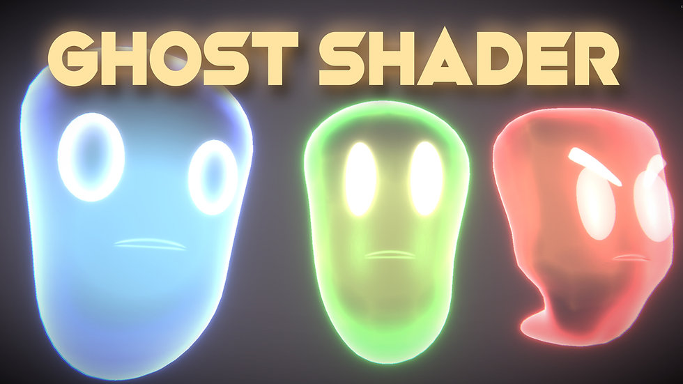 Shader Graph - Ghost Effect