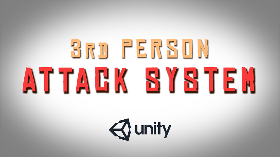 Attack System 3rd Person - Project
