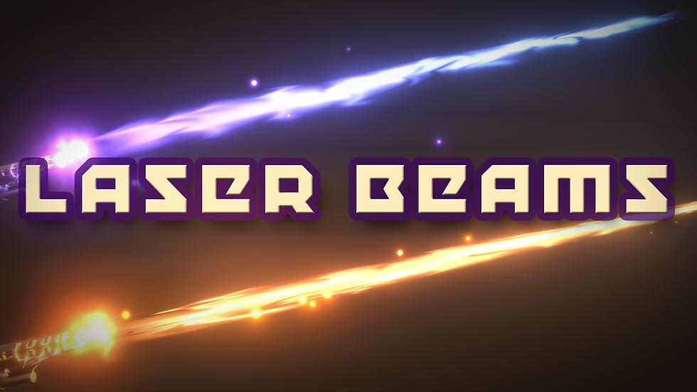 Shader Graph - Laser Beams - Project