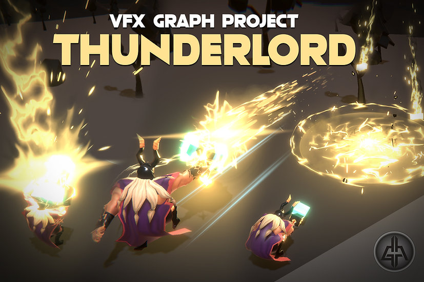 VFX Graph Project - Thunderlord
