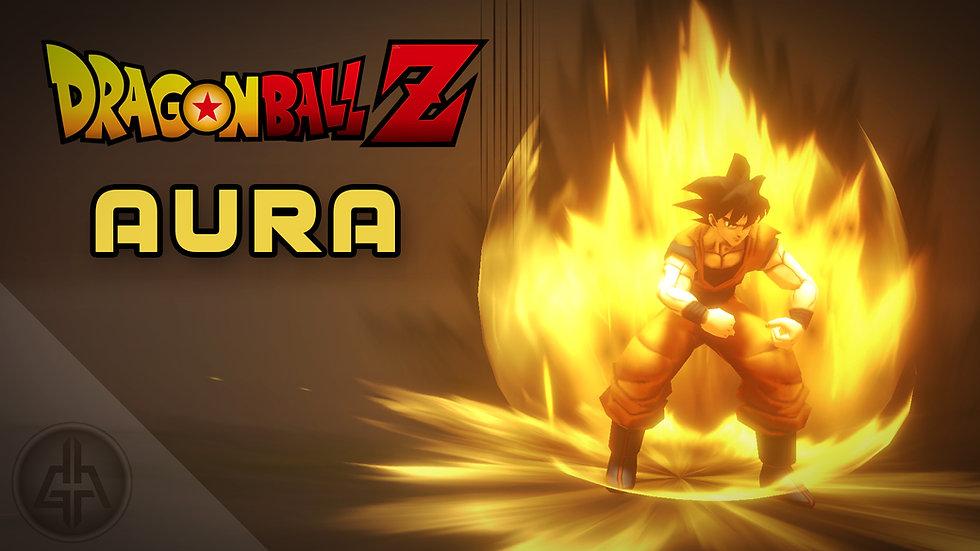 Unity VFX - Dragon Ball Aura - Project