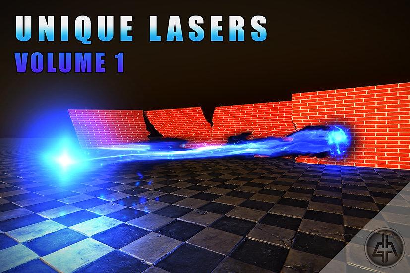 Unique Lasers Vol.1 - UNITY