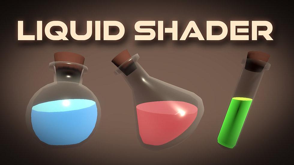 Shader Graph - Liquid Effect