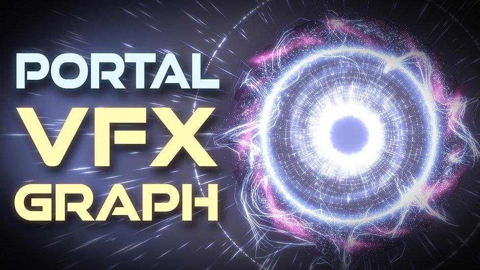 Unity VFX Graph - Portal - Project