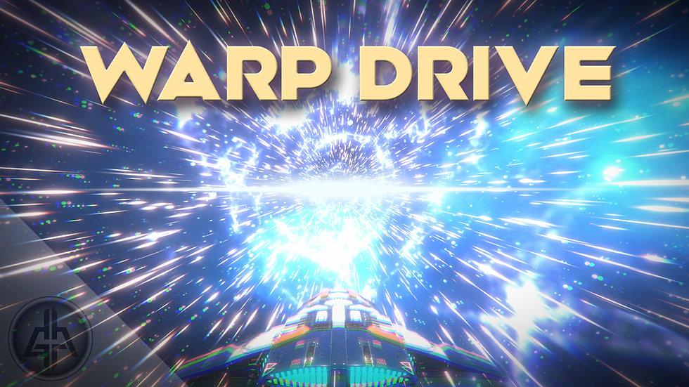 Unity VFX Graph - Warp Drive - Package