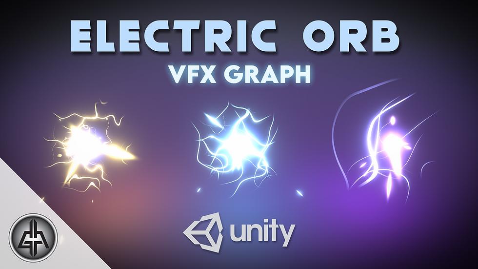 Unity VFX Graph - Electricity