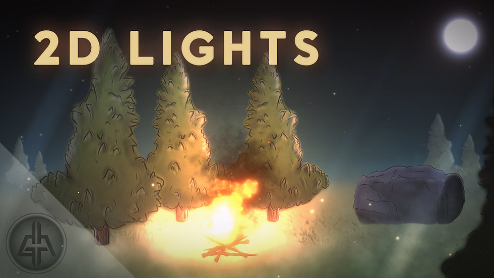 Unity 2D Lights - Project