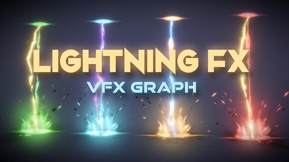 VFX Graph - Lightning Effects