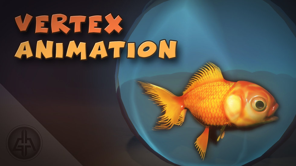 Shader Graph - Vertex Animation - Project