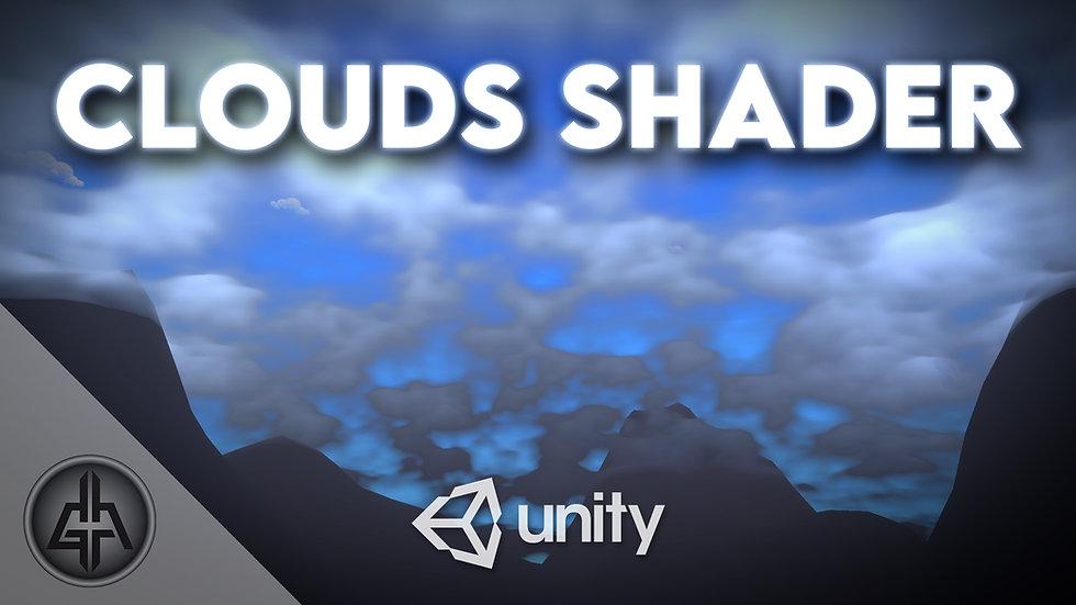 Shader Graph - Clouds