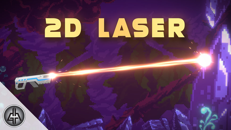 Unity 2D Lasers - Project