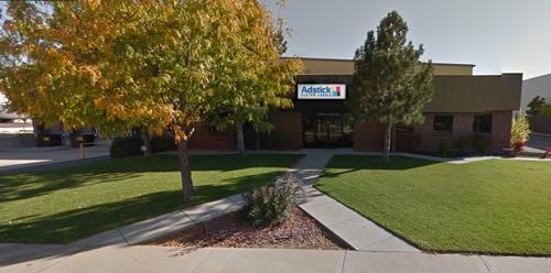 Adstick Custom Labels Office Building