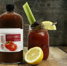 Blooy Mary Labels