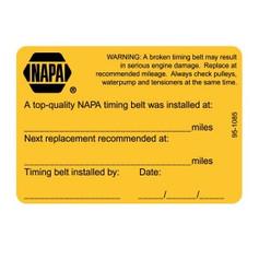 Napa timing belt