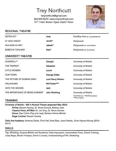 Northcutt, Trey (Professional Resume)102