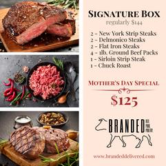 Signature Box - $144 2 - New York Strip