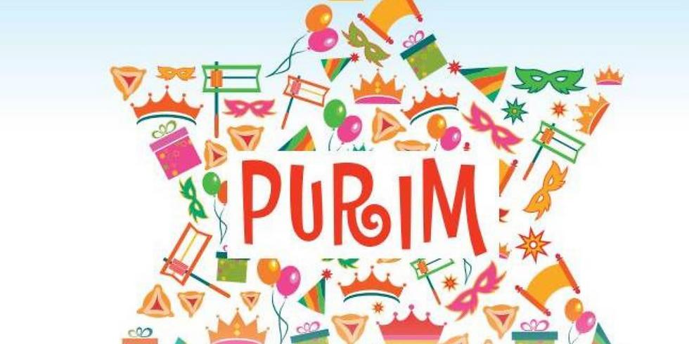 Purim Fiesta in Mexico