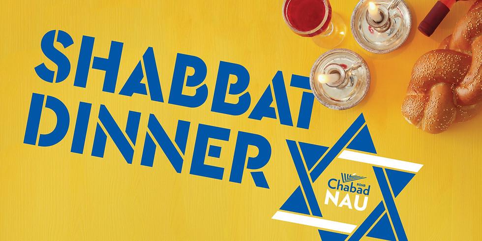 Israeli Style Shabbat Dinner
