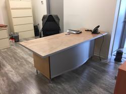 Anodized Aluminum Desk