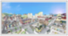Baltimore City Painting framed.jpg