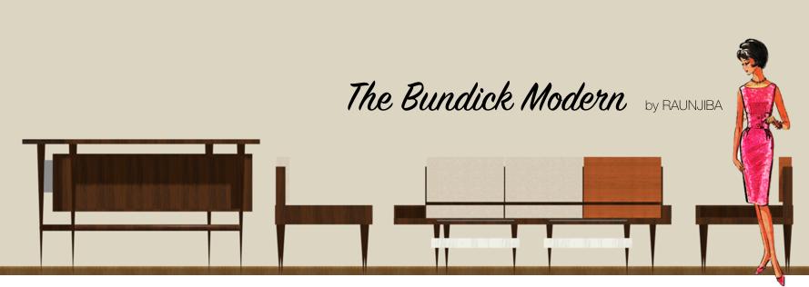 The Bundick, elegant, classic design, Summer 2021