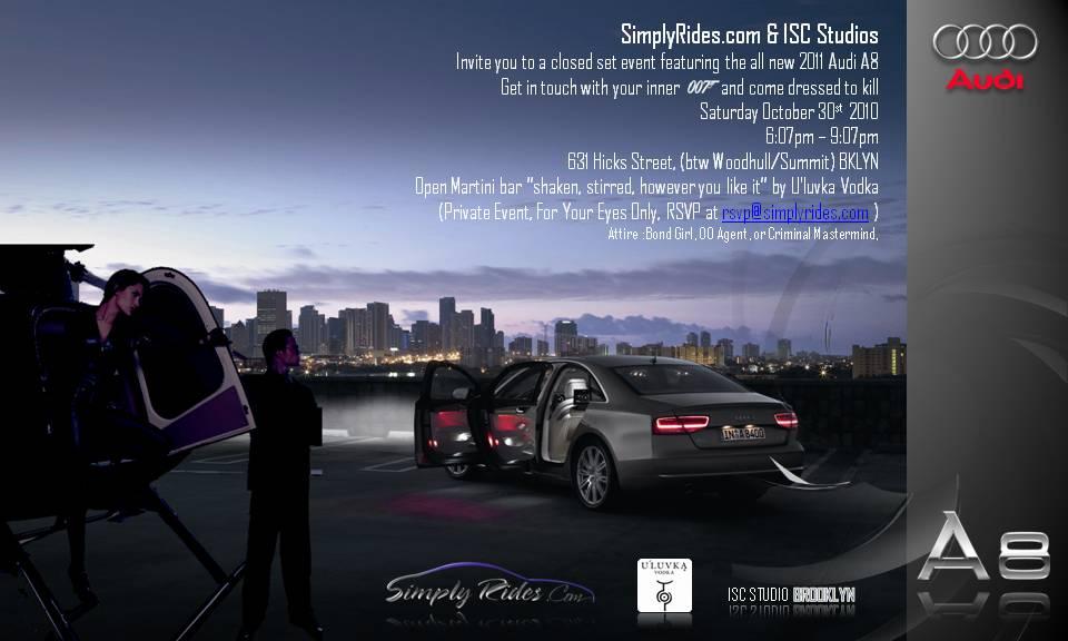 Audi SR Event