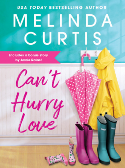 Can't Hurry Love by Melinda Curtis Book Review