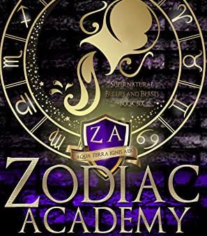 Zodiac Academy: Fated Throne by Caroline Peckham and Susanne Valenti