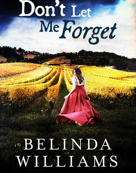 Don't Let Me Forget by Belinda Williams Book Review