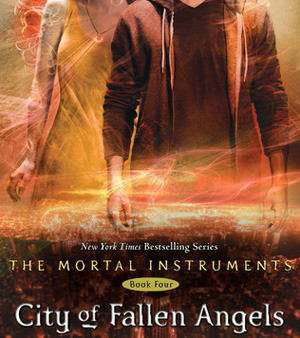 City Of Fallen Angels by Cassandra Clare book review