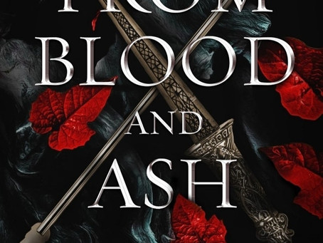 From Blood and Ash by Jennifer L. Armentrout Book Review